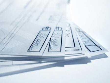 Cheques de viajes